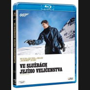 James Bond - Ve službách Jejího veličenstva (On Her Majesty's Secret Service) Blu-ray