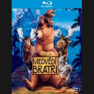 Medvědí bratři (Brother Bear ) Blu-ray