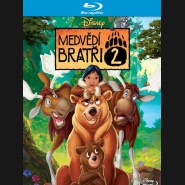 Medvědí bratři 2 (Brother Bear ) Blu-ray