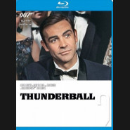James Bond - Thunderball  (Thunderball) Blu-ray