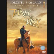 Tanec s vlky (Dances with Wolves) DVD