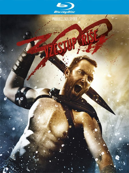 300: Vzestup říše (300: Rise of an Empire) - Blu-Ray