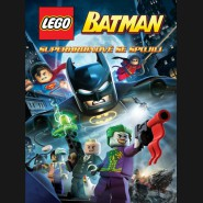 Lego: Batman (Lego Batman: The Movie) animovaný DVD