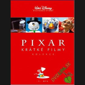 Pixar - Krátke Filmy (Pixar Short Films Collection Vol 1)