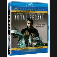 Total Recall (Total Recall ) 2012 (4 K MASTERED) BLU-RAY