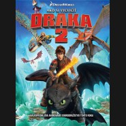 Ako vycvičiť draka 2 (How to Train Your Dragon 2) DVD