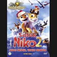 Sobík Niko 2:malý braček, veľký problém (Niko 2 - Lentäjäveljekset) DVD