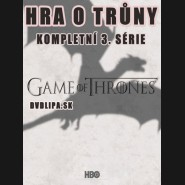 Hra o trůny 3. série 5 DVD (Game of Thrones Season 3)