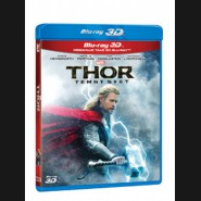 THOR: TEMNÝ SVĚT (Thor: The Dark World) - 2Blu-ray 3D+2D