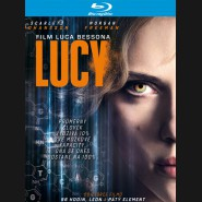 LUCY 2014 Blu-ray