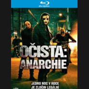 Očista: Anarchie (The Purge: Anarchy) Blu-ray