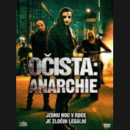 Očista: Anarchie (The Purge: Anarchy) DVD