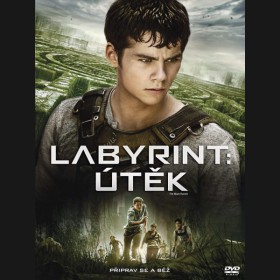 LABYRINT: ÚTĚK (The Maze Runner) DVD