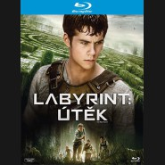LABYRINT: ÚTĚK (The Maze Runner) Blu-ray