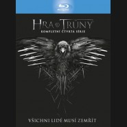 Hra o trůny 4. série (Game of Thrones Season 4) Blu-ray (4 X BD)