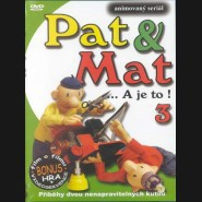 Pat a Mat 3 ...A je to! DVD