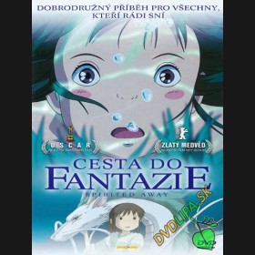 Cesta do Fantázie (Spirited Away)