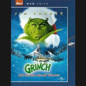 Grinch - Jak Grinch ukradl Vánoce (How the Grinch Stole Christmas) DVD