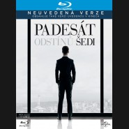 Padesát odstínů šedi (Fifty Shades of Grey) Blu-ray