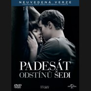 Padesát odstínů šedi (Fifty Shades of Grey) DVD