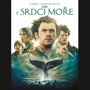 V srdci moře (In the Heart of the Sea) DVD