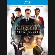 Kingsman: Tajná služba (Kingsman: The Secret Service) Blu-ray