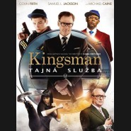 Kingsman: Tajná služba (Kingsman: The Secret Service) DVD
