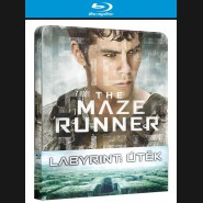 LABYRINT: ÚTĚK (The Maze Runner) Blu-ray STEELBOOK