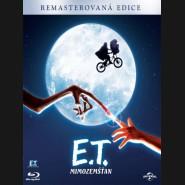 E.T. - Mimozemšťan Blu-ray