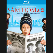 Sám doma 2 (Home Alone 2: Lost in New York) Blu-ray