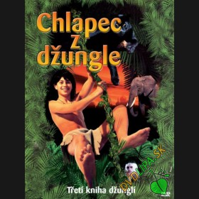 Chlapec z džungle (Jungle Boy) DVD