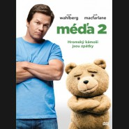 MÉĎA 2 - 2015 (TED 2)  DVD