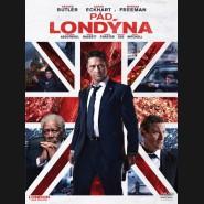 Pád Londýna (London Has Fallen) DVD