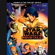 Star Wars: Povstalci 1. série 3DVD   (Star Wars Rebels: Season 1) DVD