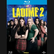 LADÍME 2 (Pitch Perfect 2) Blu-ray