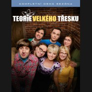 Teorie velkého třesku 8.série 3DVD (Big Bang Theory Season 8 3DVD)