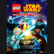 Lego Star Wars: Nové Yodovy kroniky 1  (Lego Star Wars: The New Yoda Chronicles: Volume 1) DVD