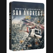 San Andreas 2Blu-ray 3D+2D futurepak