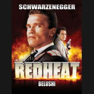 Rudé horko (Red Heat) Blu-ray STEELBOOK
