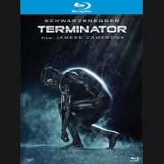 Terminátor ( The Terminator ) - Blu-ray červený amaray