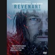 REVENANT - Zmrtvýchvstání DVD