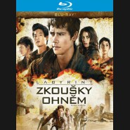 LABYRINT: ZKOUŠKY OHNĚM (Maze Runner: Scorch Trials)  Blu-ray