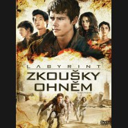 LABYRINT: ZKOUŠKY OHNĚM (Maze Runner: Scorch Trials) DVD