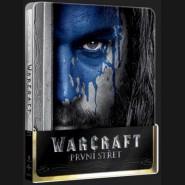 WARCRAFT : První střet BLU-RAY STEELBOOK 2D (1 disk)