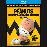 Snoopy a Charlie Brown. Peanuts ve filmu (Snoopy and Charlie Brown: A Peanuts Movie) Blu-ray 3D + 2D