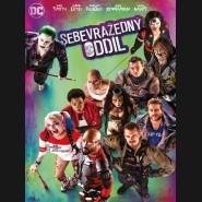 Sebevražedný oddíl (Suicide Squad) DVD