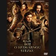 Boj o Hedvábnou stezku (Dragon Blade) DVD