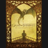 Hra o trůny 5. série 5 X DVD (Game of Thrones Season 4)
