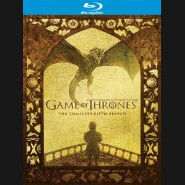 Hra o trůny 5. série (Game of Thrones Season 5) Blu-ray (4 X BD)