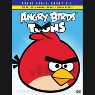 Angry Birds 2 DVD Big Face